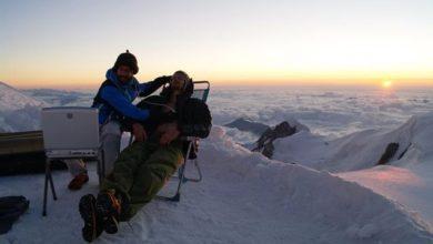 Photo of Studiare il mal di montagna, ricercatori e 50 volontari sull'Himalaya