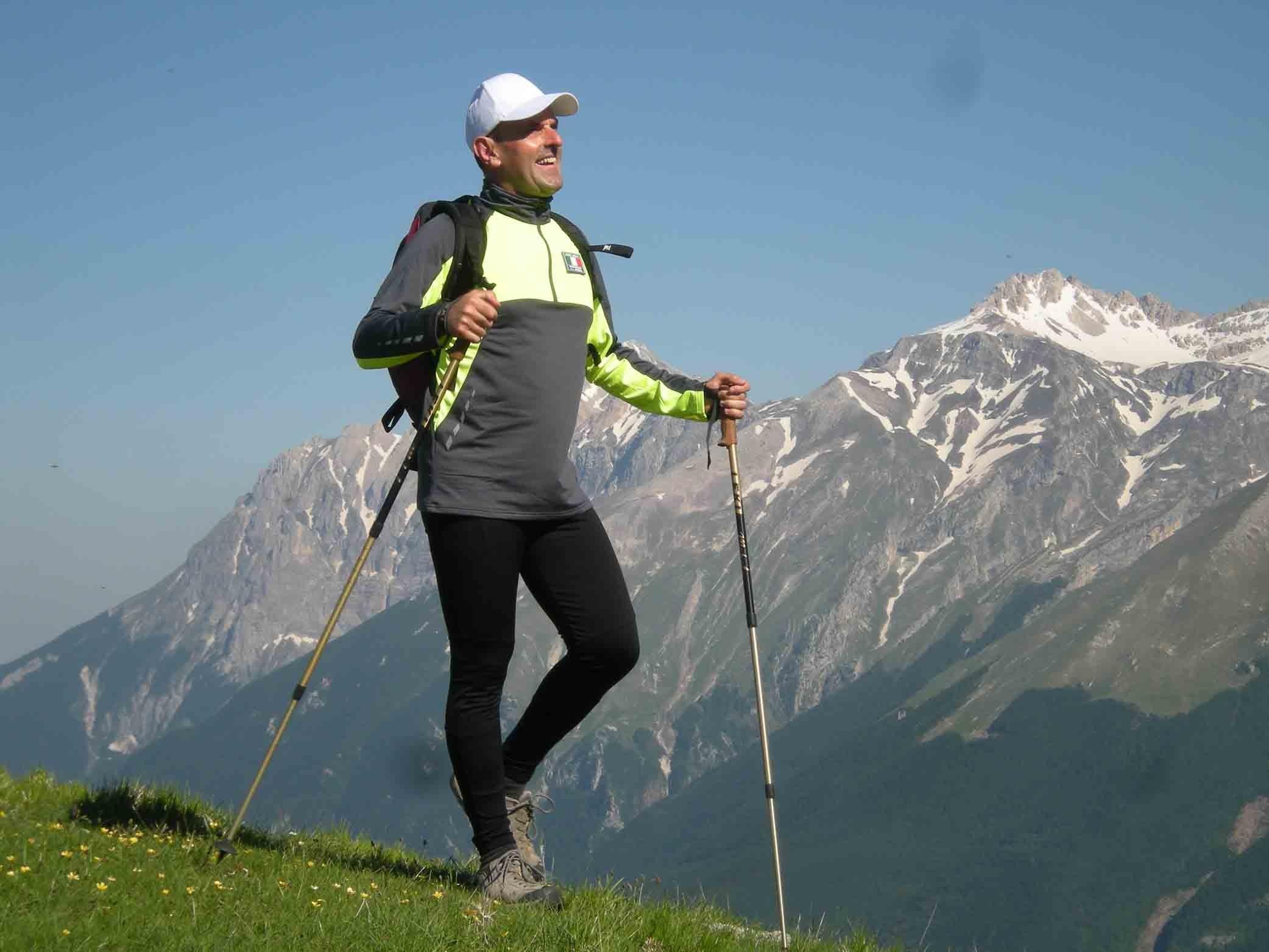 guida escursioni in montagna