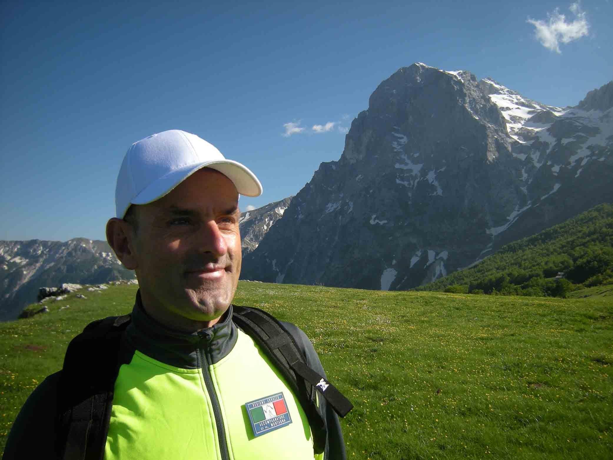guida escursioni montagna