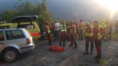 Photo of Valtellina, anziano cercatore di funghi cade nel dirupo e muore