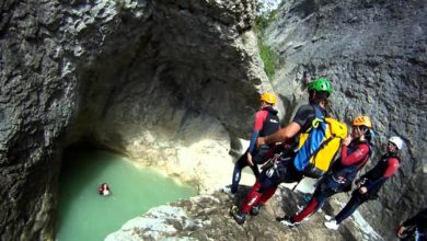 """Photo of """"Canyoning, attenzione alle guide abusive"""""""