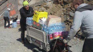 """Photo of Marco Confortola: """"Non lamentatevi dei prezzi nei rifugi. Ecco perché…"""""""