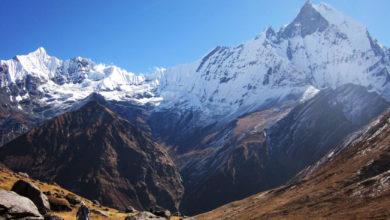 Photo of Francesi sulla parete sud dell'Annapurna in stile alpino e senza ossigeno