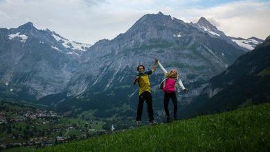 Photo of Magic Mushroom sull'Eiger, il video di Digiulian e Traversi
