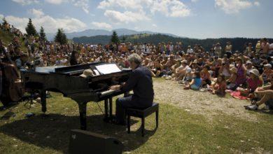 Photo of Il premio Oscar Nicola Piovani in concerto sulle Dolomiti del Brenta