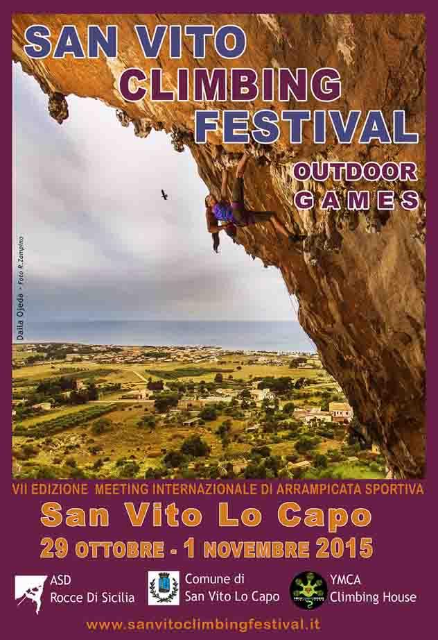 sanvito festival climber
