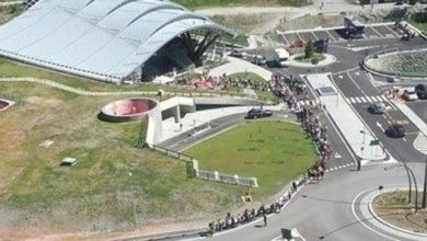 Photo of Apre il lunapark per bambini sul Monte Bianco