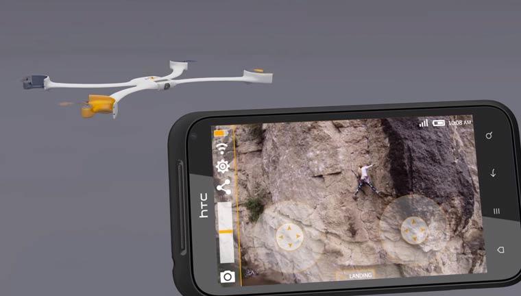 drone nixie