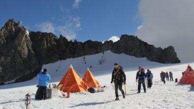 Photo of Alpini addestrano 71 scienziati sul Monte Bianco per spedizione in Antartide