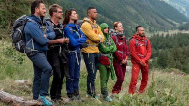 Photo of Il trailer di Monte Bianco, dal 9 novembre su Rai Due