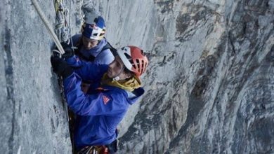 Photo of Digiulian e Traversi sulla nord dell'Eiger. Ma su Magic Mushroom e non Pazienza