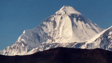 Photo of Sette sherpa travolti da valanga su Dhaulagiri, un morto
