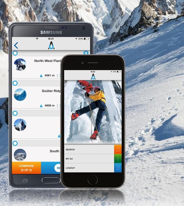 Alpine Update, nuova app per gli appassionati della montagna
