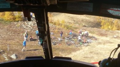 Photo of Alla gogna l'eli-bike in montagna