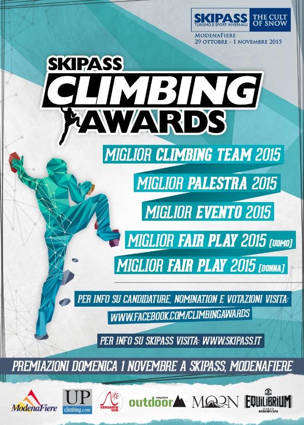 skipass climbing award