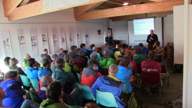 Photo of Guide Alpine, specializzazione in sentieri attrezzati, vie ferrate e siti d'arrampicata