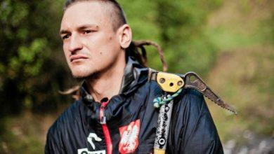 Photo of Adam Bielecki, forza e cuore polacco