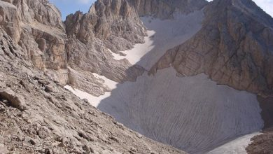 Photo of Gran Sasso, team di esperti a difesa del ghiacciaio del Calderone