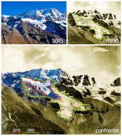 gran paradiso ghiacciaio