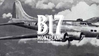 Photo of L'aereo precipitato svelato dai ghiacciai, documentario a Torino