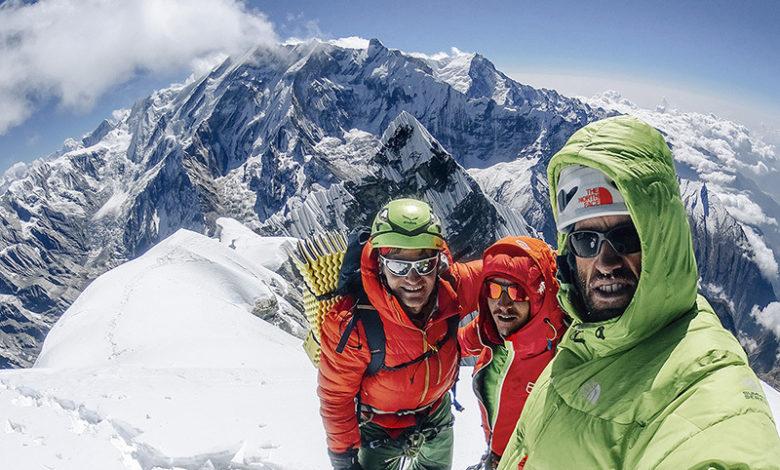 Photo of Austriaci sul Nilgiri South per l'inviolata parete sud. Poi la tragedia: muore Gerard Fiegl