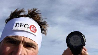 Photo of Ueli Steck, nuovo record di velocità sulla parete nord dell'Eiger