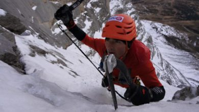 Photo of Il video del record di Ueli Steck sulla Heckmair della nord dell'Eiger