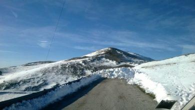"""Photo of """"Con la prima neve chiuso l'accesso a Campo Imperatore"""""""