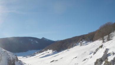 Photo of Anello Voltignolo-Voltigno sul Gran Sasso, una classica per lo sci di fondo