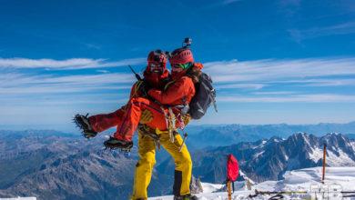 Photo of Monte Bianco, la montagna non è arrivata nelle case degli italiani