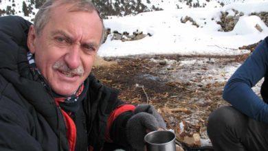 Photo of Krzysztof Wielicki a capo di una spedizione per il K2 in inverno
