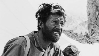 Photo of Hermann Buhl, il solitario con lo stile alpino nel sangue