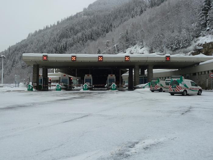 Courmayeur (Aosta): Il Traforo del Monte Bianco