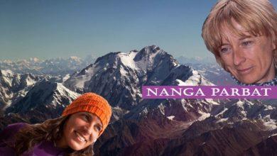 Photo of Tamara Lunger sulle orme di Nives Meroi sul Nanga Parbat
