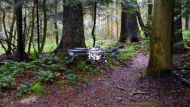 Photo of Svizzera, droni ricercano dispersi nei boschi di montagna