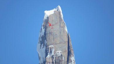 Photo of Matteo della Bordella e Silvan Schüpbach, due puntini sul Cerro Torre