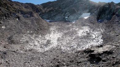 Photo of Riscaldamento record del permafrost sulle Alpi