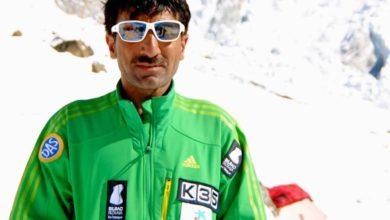 """Photo of Ali Sapdara: """"Io e Txikon stiamo pensando al K2 il prossimo inverno"""""""