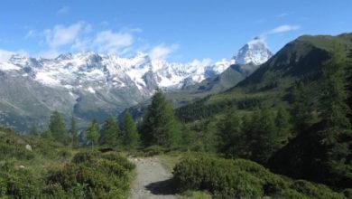 Photo of In autunno la Bassa Via della Val d'Aosta