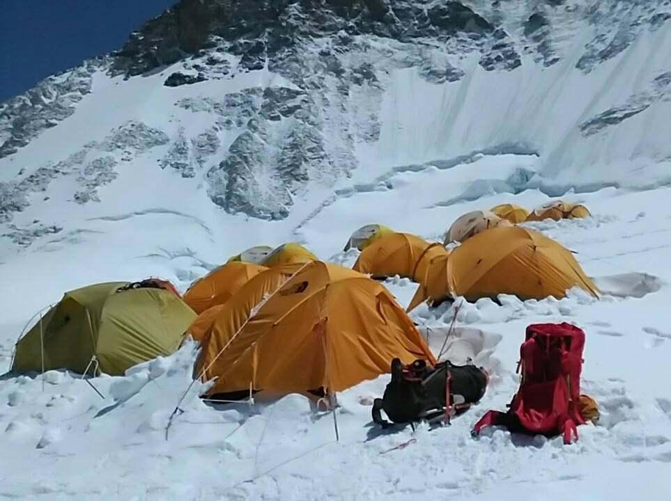 campo base makalu