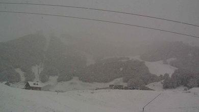 Photo of Pazza primavera: ancora neve sull'Appennino
