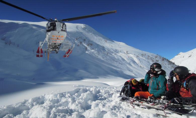 Photo of Eliski, maestro di sci cade da elicottero e muore