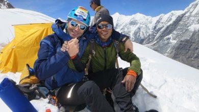 Photo of Annapurna, vetta anche per Mario Vielmo