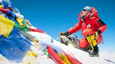 Photo of Melissa Arnot sull'Everest, l'americana dei record