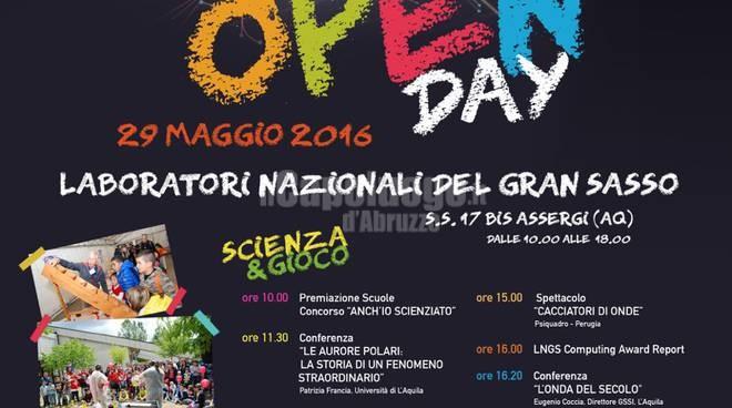 open day gran sasso