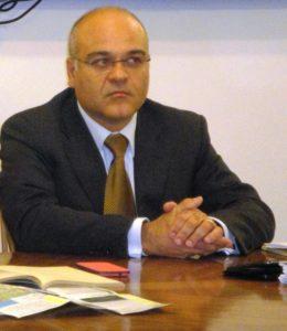 Il presidente del Parco dei Nebrodi, Giuseppe Antoci. ANSA