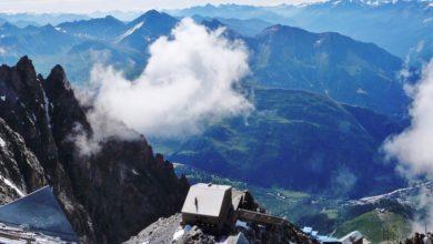 Photo of Riapre il Rifugio Torino sul Monte Bianco