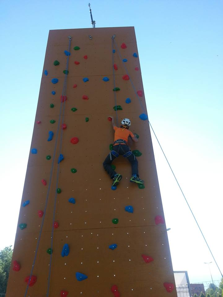 torre arrampicata rieti