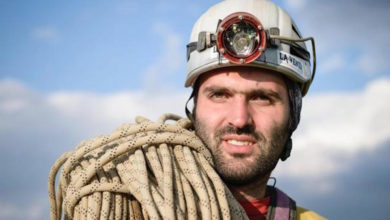 Photo of Speleologo italiano nella top ten giovani leader della rivista Time