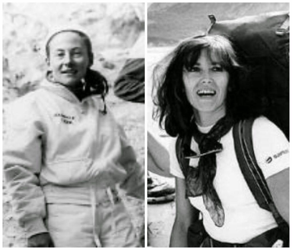 Lilian y Wanda